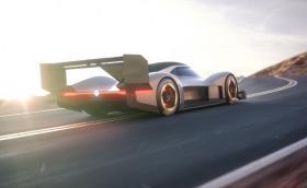 Новият електрически VW за Пайкс Пийк изглежда изтъкан от скорост