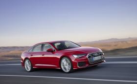 Пред вас е впечатляващото ново Audi A6 с познат дизайн, но смайваща техника