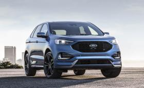 Ford представи по-бърз SUV: Edge ST