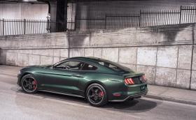50 години по-късно: Новият Ford Mustang Bullitt, дами и господа!