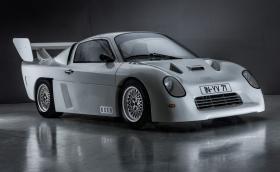 Това е секретният прототип на Audi, който трябваше да наследи легендарното Audi Sport Quattro в Group B