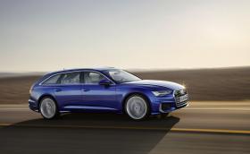 Audi A6 Avant C8, дами и господа!