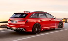 Още инфо за новото Audi RS 6 Avant
