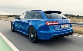 Дръжте се! Новото RS 6 Nogaro има 705 к.с. и 880 Нм. И се предлага от Audi!