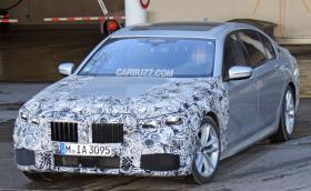 BMW обновява Серия 7 по-рано от предвиденото заради конкуренцията