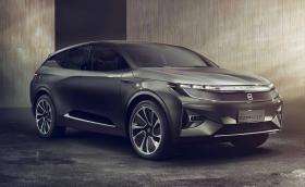 Byton е най-новата автомобилна марка. Идва с 49-инчов тъчскрийн