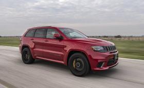 Hennessey HPE850 Jeep Grand Cherokee Trackhawk е по-мощен от Lambo Aventador SV