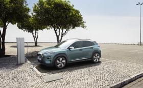Hyundai Kona вече е на ток. Минава 470 км и има 204 к.с.