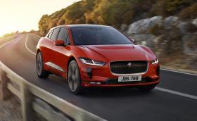 Jaguar I-Pace се хвърля срещу Tesla Model X. Има 400 к.с. и минава 480 км