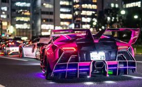Супер галерия със супер коли от Япония