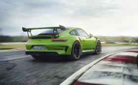 10 неща, които трябва да знаете за новото Porsche 911 GT3 RS