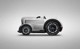 Porsche Mission E трактор е най-яката машина, която видяхме днес!