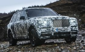 Rolls-Royce Cullinan е най-луксозната кола на тази планета. Финалните тестове започнаха!