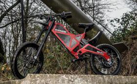 Swind EB-01 е електрическо колело, което вдига 100 км/ч. Бие Panigale на драг! (Видео)