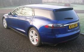 Запознайте се с новата Tesla комби