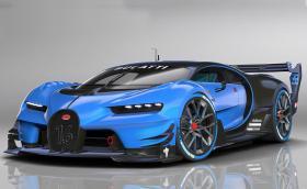 Вижте всички коли от серията Vision GT за Gran Turismo