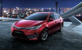 Топ 10 на най-продаваните коли в света