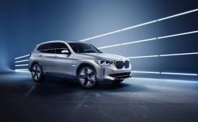 Пет години след i3 BMW е готов с новия си изцяло електрически iX3