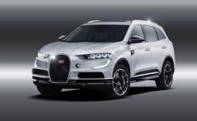 Следващият е Bugatti: Вижте SUV братовчеда на Chiron