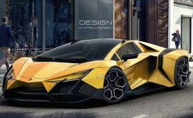 Lamborghini Forsennato ще ви вземе ума