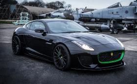 Lister Thunder е дяволски Jaguar F-Type с 666 коня, който развива 335 км/ч. Видео