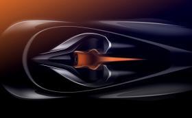 Новият хипер McLaren ще развива над 391 км/ч