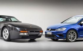 31-годишно Porsche на цената на чисто нов VW Golf R? Кое бихте взели вие?