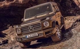 Изненада! Това е новият Mercedes-Benz G-Class