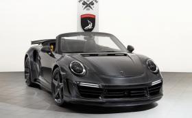 Този TopCar Stinger GTR Porsche 911 комбинира карбон със злато