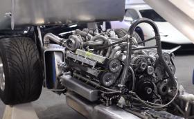 Чуйте как работи Toyota '1JZx2' V12 битурбо мотора на този състезател
