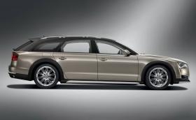 Audi A8 Allroad с 6.3 W12 и 500 коня. Колата се сглобява от италианското ателие Castagna