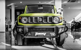 Новото Suzuki Jimny започва от 35 хил. лв., а най-скъпата версия е 44