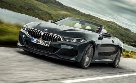 Представяме ви новото BMW Серия 8 Кабриолет. Галерия и видео