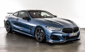 AC Schnitzer са готови с тунинга на BMW Серия 8. Колата е мощна 600 коня и е означена, като ACS8 5.0i