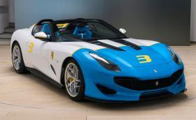 Philips не правят уникални сешоари с V12 и 780 коня, но в Маранело правят. Това е Ferrari SP3JC