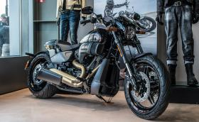 Добре дошъл в България: Harley-Davidson FXDR 114. Най-спортният модел на марката е вече тук
