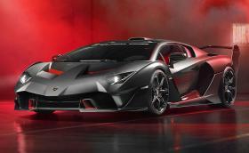 Lamborghini SC18 Alston е мощно 770 коня и изглежда брутално!