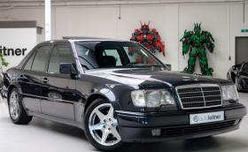 Бихте ли дали 116 хил. за този Mercedes-Benz E 500, който е на 92 хил. км?