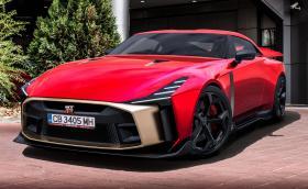 Официално: Мощният 720 к.с. Nissan GT-R50 влиза в серийно производство. Цена: 2,3 млн. лв.