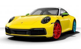 Развържете въображението си и си конфигурирайте ново Porsche 911
