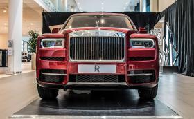 Срещнахме се с Негово Величество Rolls-Royce Cullinan, първият 4x4 автомобил на британската марка