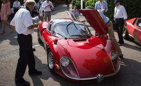 'Concorso d'Eleganza Villa d'Este' е най-стойностното автомобилно събитие през годината. Галерията казва защо
