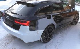 """Audi RS 6 Avant: Oт леко ударено в """"чисто ново"""". Видео"""