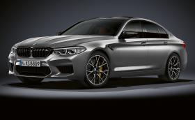 Това е новото BMW M5 Competition. Мощно е 625 к.с. и вдига сто за 3,3 секунди