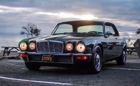 Прекрасното купе Jaguar XJ6C, което марката не е подготвена да произведе. Видео