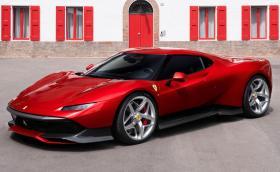Изненада! Това е новото Ferrari SP38, повлияно е от F40 и ще си остане едно единствено