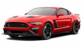 Roush правят Ford Mustang със 710 коня, кръщават го 'Jackhammer'