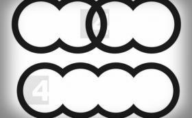Audi сменя логото си