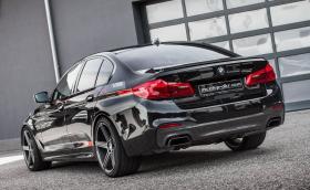 Дизелът няма да умре: BMW M550d идва с 515 к.с. срещу 1700 евро