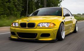 """M3 E46 в цвят """"разтопено злато"""" - елегантен лоурайдър или е прекалено?"""